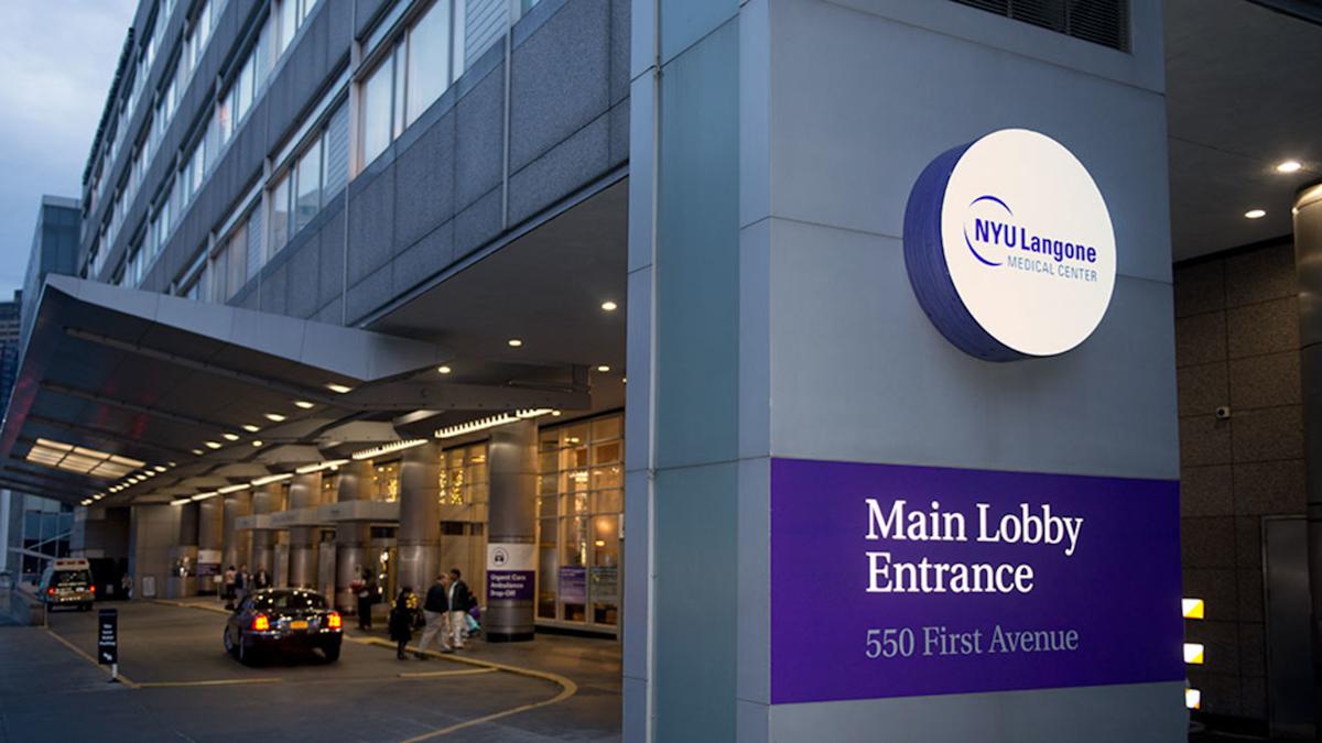 AT NYU Langone Health, Driving Forward on Technology ...