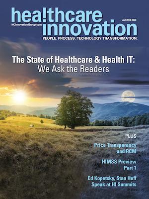 Healthcare Innovation January/February 2020